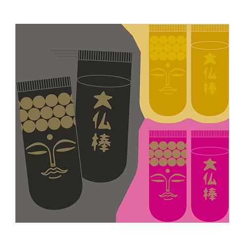 奈良大仏棒靴下